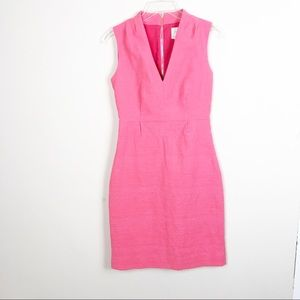 Kate Spade Pink Sleeveless Dress Size 4